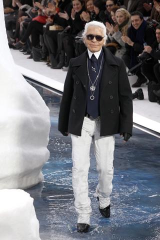 o_Dizaneris: Karl Lagerfeld