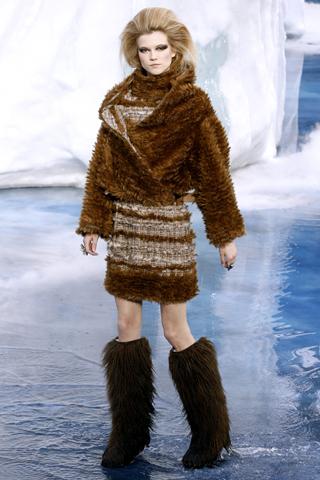 2010-2011 ruduo ir žiema su Chanel