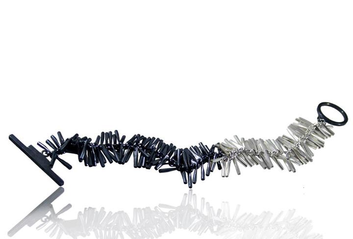 Apyrankė, oksiduotas sidabras, sidabras