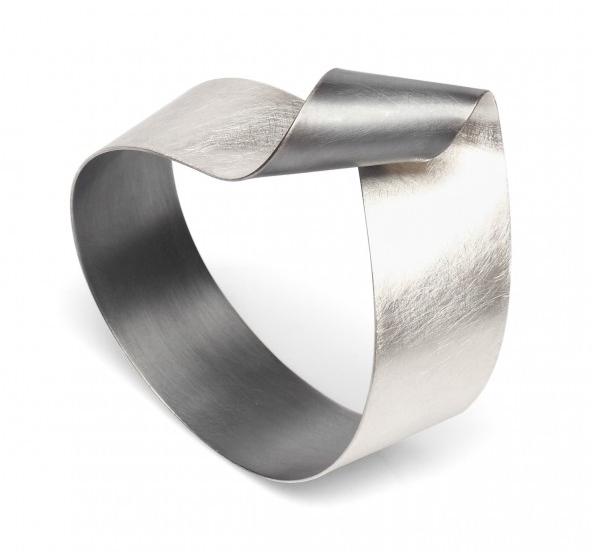 Apyrankė, sidabras