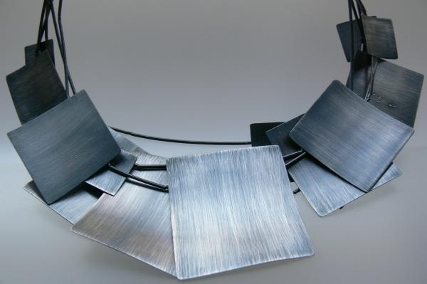 Kolje, oksiduotas sidabras