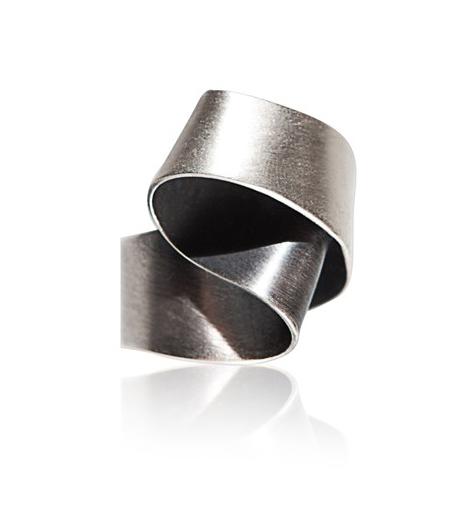 Žiedas, sidabras