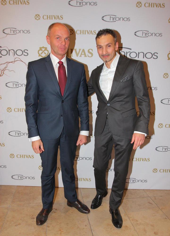 """""""Chronos boutique""""-  džentelmeniškas vakaras"""