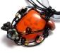 Jack O Lantern Pendant; Kaina: $3O.00 USD
