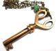 Passage Necklace No-229 Key To Oz ; Kaina: $35.00 USD