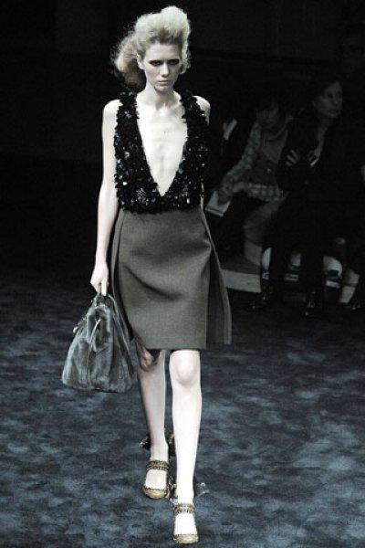 Modėlis: Alyona Osmanova
