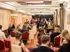 Vilniuje atgijo pokario stilistikos šventinės mados pristatymas