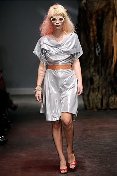 Modėlis: Pixie Geldof