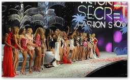 Victoria's Secret Fashion Show artėjant
