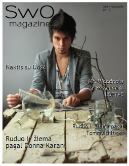 SwO magazine cover|2011-February