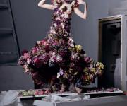 Laukinis Alexander McQueen grožis