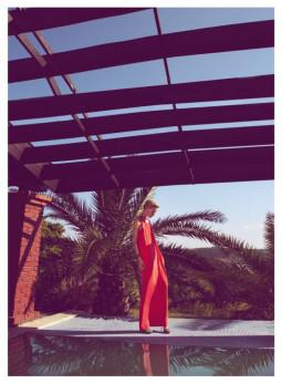 Daugiaspalvė srovė Harper's Bazaar Turkey