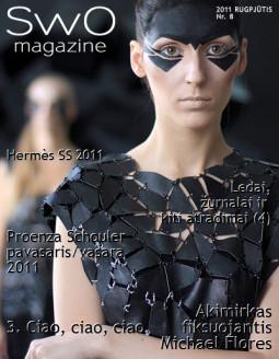 SwO magazine cover 2011-August