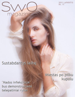 SwO magazine cover|2011-Lapkritis