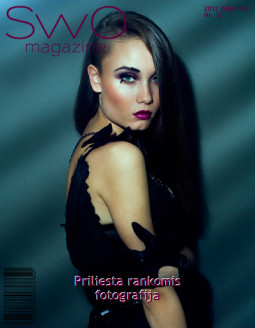 SwO magazine cover|2011-Gruodis