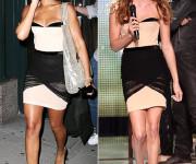 Rihanna prieš Cat Deeley