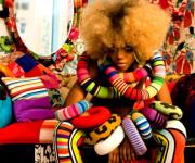 Iš į Lietuvą atvykstančios Ebony Bones įkvėpimo semiasi pati Rihanna (interviu)