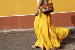 Geltonoji mada