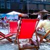 """""""Loftas Fest"""" per Jonines: Paplūdimio zonoje bus išpilta 10 tonų smėlio"""