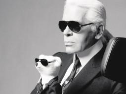 "Lagerfeldo era: filmas ""Lagerfeld confidential"""