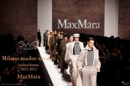 MaxMara ruduo/žiema 2012-2013
