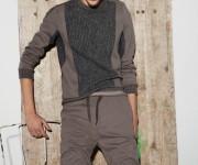 Pilka ir kakavinė – nauji vyrų rudens tonai