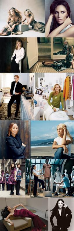 """Dizainerės-ikonos, atsidūrusios ,,Vogue"""" puslapiuose. Antra dalis"""