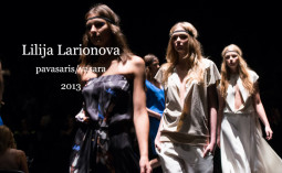 Lilija Larionova pavasaris/vasara 2013