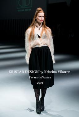 KRISTAR DESIGN by Kristina Vikøren SS 2013