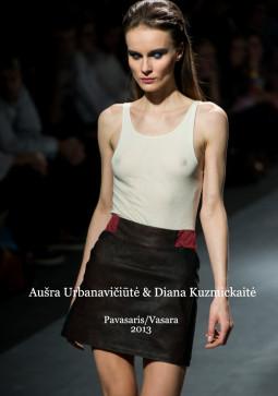Aušra Urbanavičiūtė & Diana Kuzmickaitė SS 2013