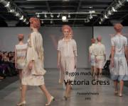 Victoria Gress SS 13 (Ukraina). Rygos madų savaitė