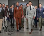 Rygos madų savaitė. Suit Supply SS 13