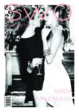 SwO magazine Nr.2 viršelio fotosesija
