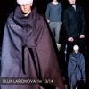 Lilija Larionova. FW 13/14