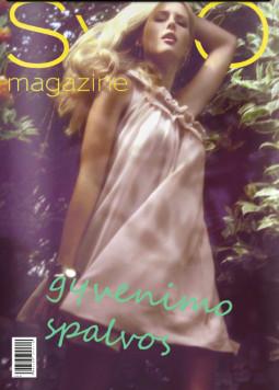 SwO magazine Nr.3 viršelio fotosesija