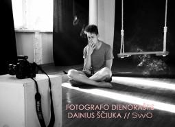 Mėnuo su fotografu: Dainius Ščiuka
