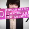 """Benetton- """"IT'S MY TIME"""" pasaulinė atranka"""