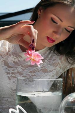 Gritė Maruškevičiūtė: makiažas – tai menas ant pačios prabangiausios drobės