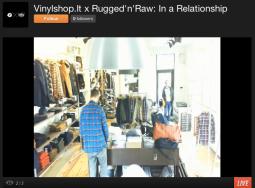 "Šiandien – ""Rugged'n'Raw"" ir ""Vinylshop.lt"" parduotuvės atidarymas"