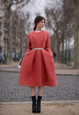Penktadienio įvaizdis: išrinktasis paltas