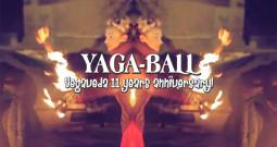 "Prisimenant ""Yaga Ball"" žiemos maskaradą"