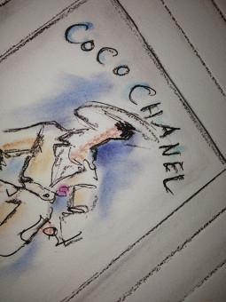 G. Chanel citatos ramiam savaitgaliui