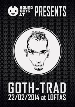 """""""Goth-Trad"""" – kitokia dubstep muzika"""