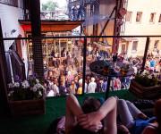 """LRT Opus"" terasoje nemokami koncertai – bene kasdien"