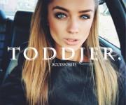 """Atradimai: aksesuarų ženklas """"Toddjer"""""""
