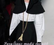 Yves Saint Laurent ruduo/žiema 2010-2011