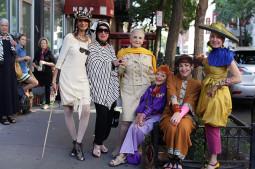 """Violeta Baublienė apie filmą """"Amžinai stilingos"""""""