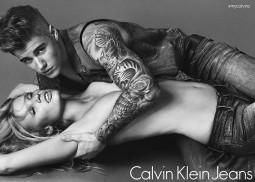Nuo kada mados ir meno duetas – Bieber su Lara Stone?