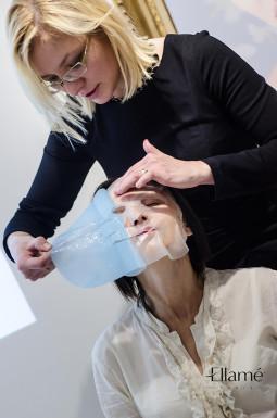 Šilko kaukės: interviu su dermatologe I. Šaferiene