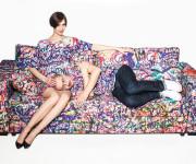 A. Pogrebnojus imasi baldų dizaino – įvertinkite jo kurtą sofą